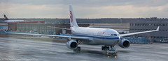 Air China 777-300 at FRA