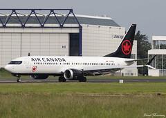 Air Canada 737 MAX 8 C-FSIL