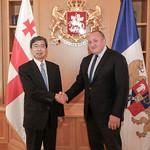 President Nakao reaffirms ADB's expanding partnership with Georgia