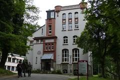 Wiechert´sche Erdbebenwarte Göttingen