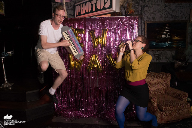 2018 TIG New Wave Night Photo Booth