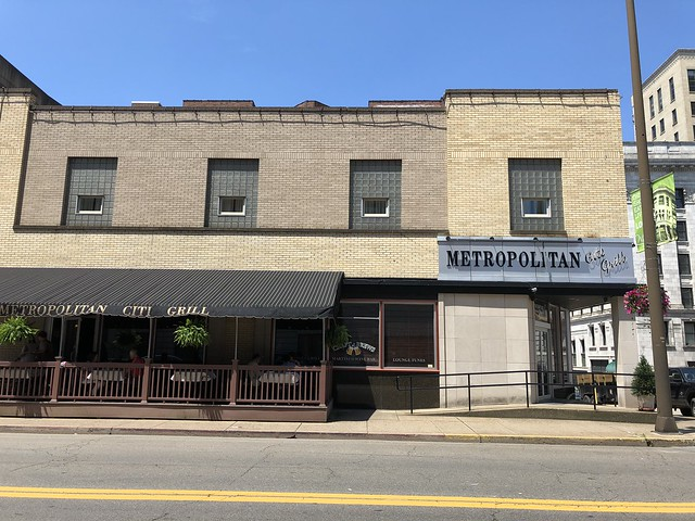 Metropolitan City Grill