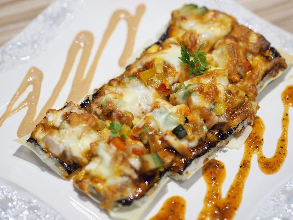 Sushi Pizza 1