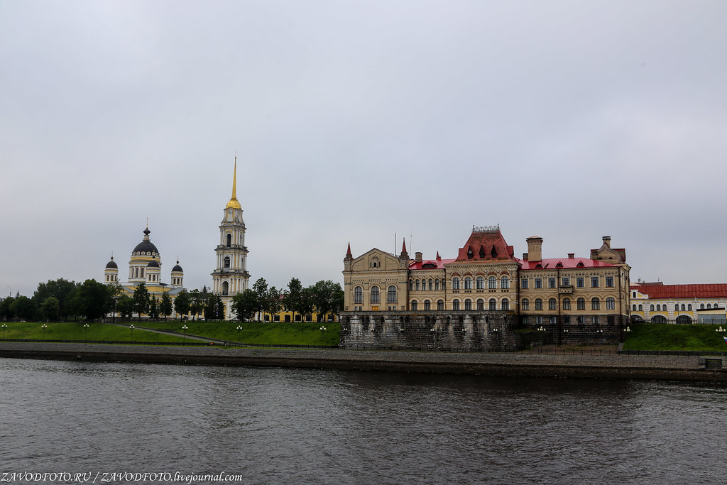Круиз на теплоходе «Дмитрий Фурманов». Рыбинск