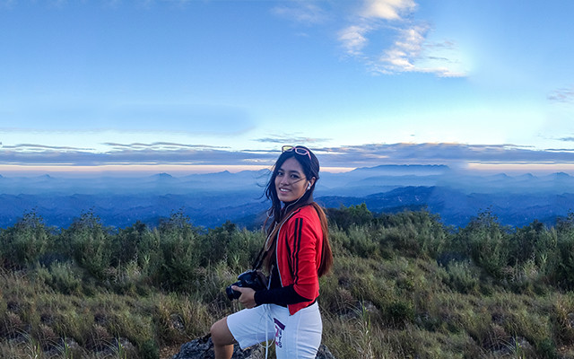 Mt. Yangbew Baguio Benguet