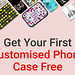Amzer - Get Your First Customised Mobile Case For Free (Must Try)