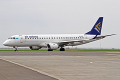 Air Astana Embraer ERJ-190-100LR P4-KCF TSE 25-05-18