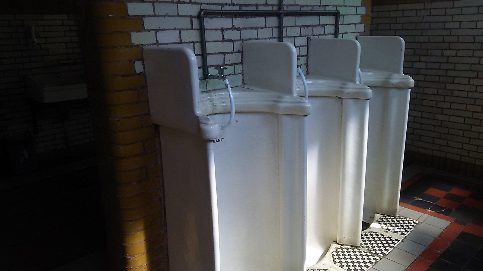 Toilet klasik jadul