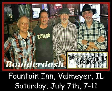 Boulderdash 7-7-18