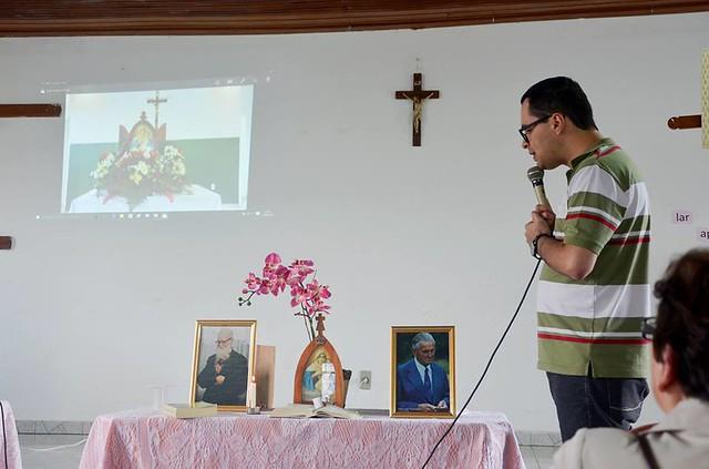 Encontro de Missionários em Brasópolis/MG