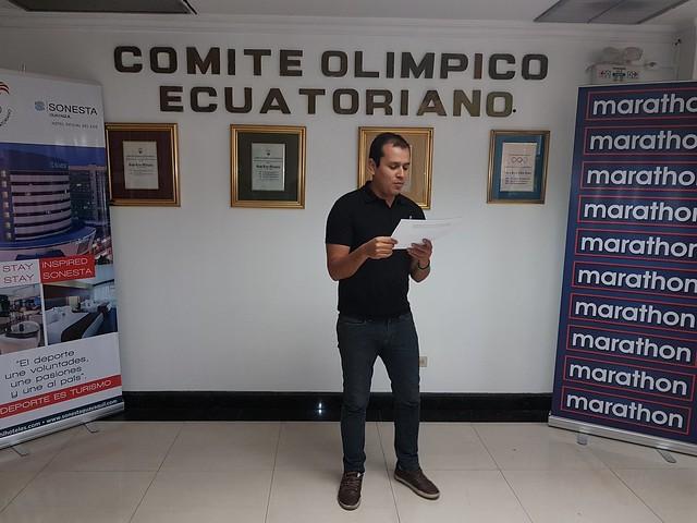 Guayaquil (Ecuador) - 2018 ITTF Basic Umpires Course