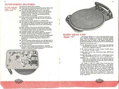 Gramophone Equipment Redd
