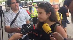 Bárbara Roch- Portavoz de Aturem La Subhasta