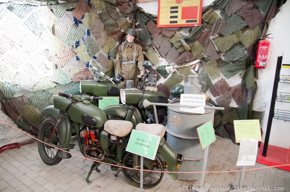 Luftfahrt- und Technikmuseum Merseburg-37