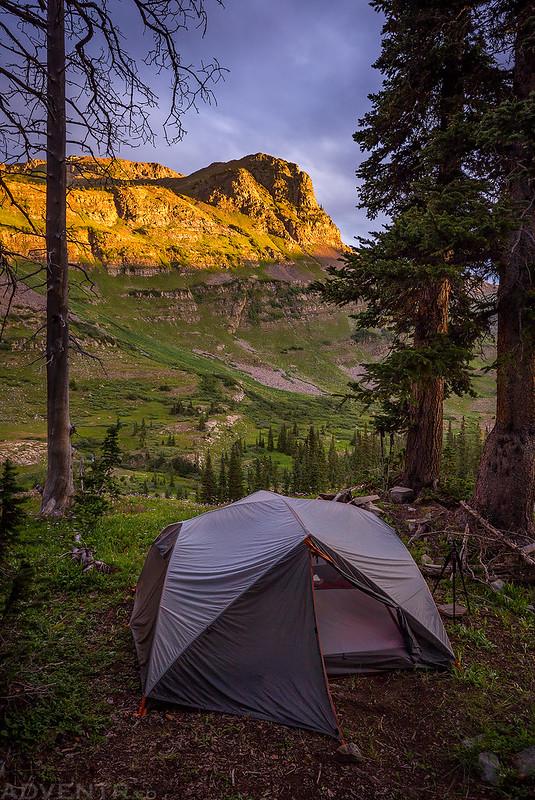 Oh-Be-Joyful Camp Sunrise