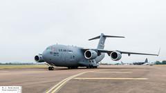 US Air Force C-17 Globemaster