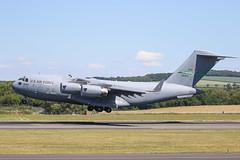 USAF C-17 - McChord