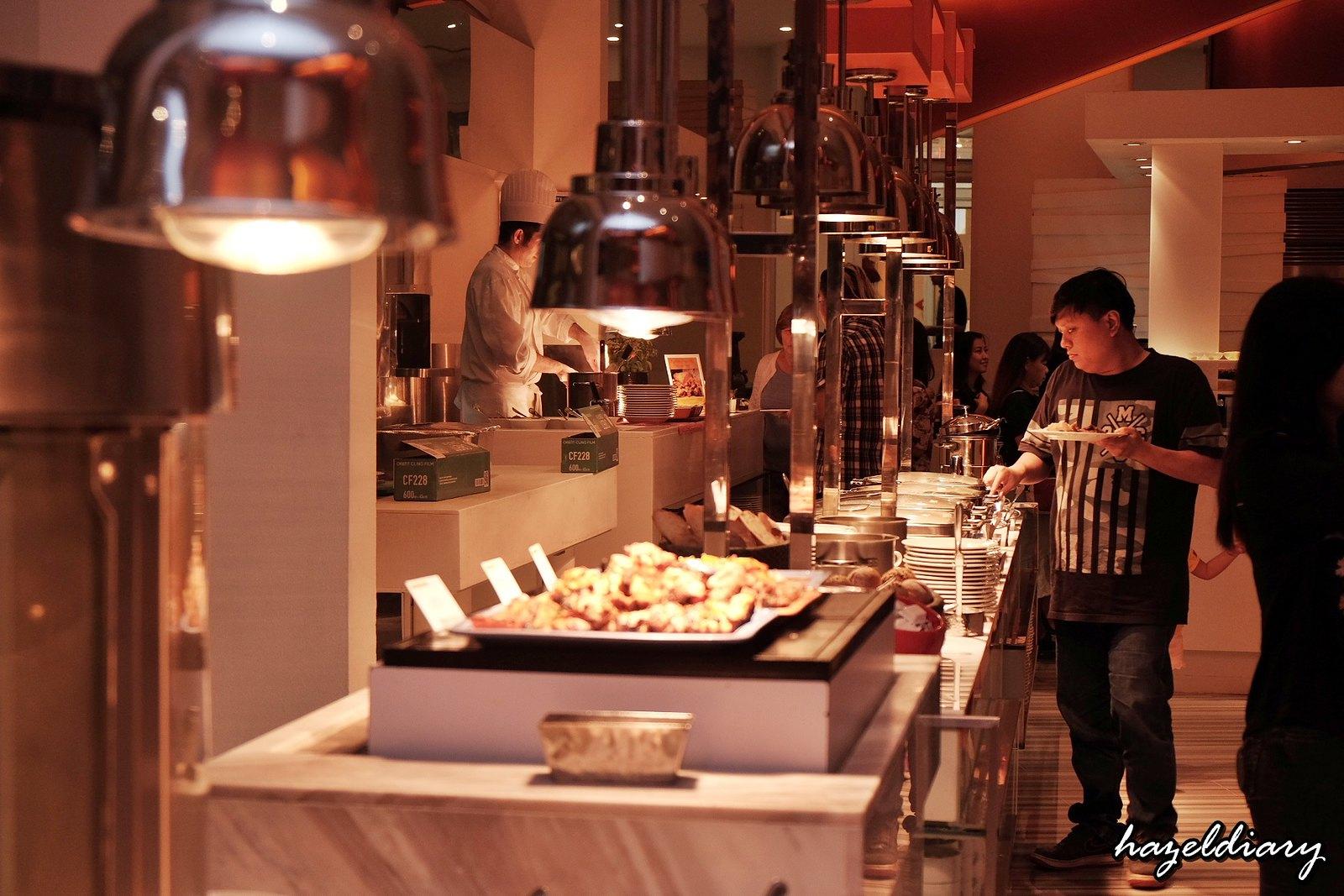 The Line Shangri-La Hotel-Durian buffet-6
