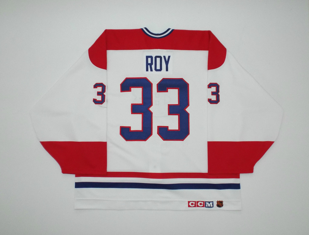 '95-96 Montreal Canadiens Roy CCM GC
