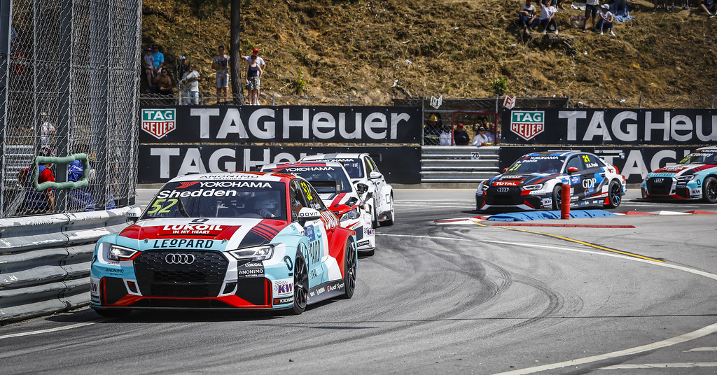 52 SHEDDEN Gordon, (gbr), Audi RS3 LMS TCR team Audi Sport Leopard Lukoil, action during the 2018 FIA WTCR World Touring Car cup of Portugal, Vila Real from june 22 to 24 - Photo Francois Flamand / DPPI