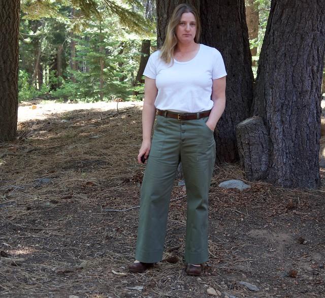 Lander pants front-3