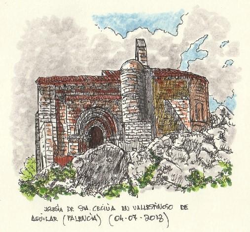 Vallespinoso de Aguilar (Palencia)