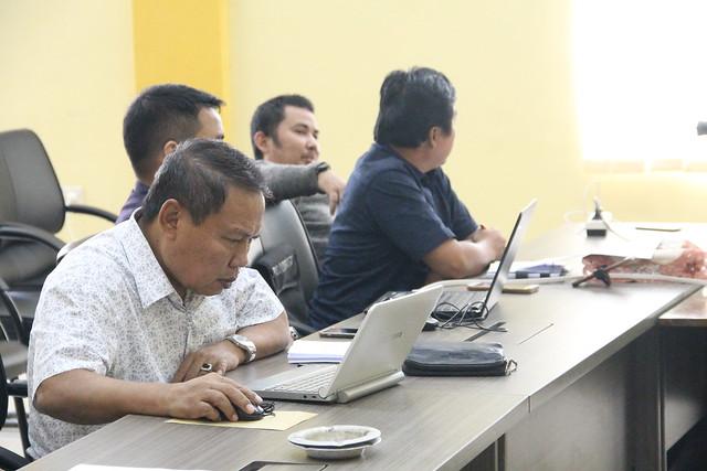 24 Mei 2018 Rapat Banperda DPRD Kota Serang