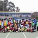 Clinica de Futbol  en Complejo Forestal Forestal con Fundacion Angamos