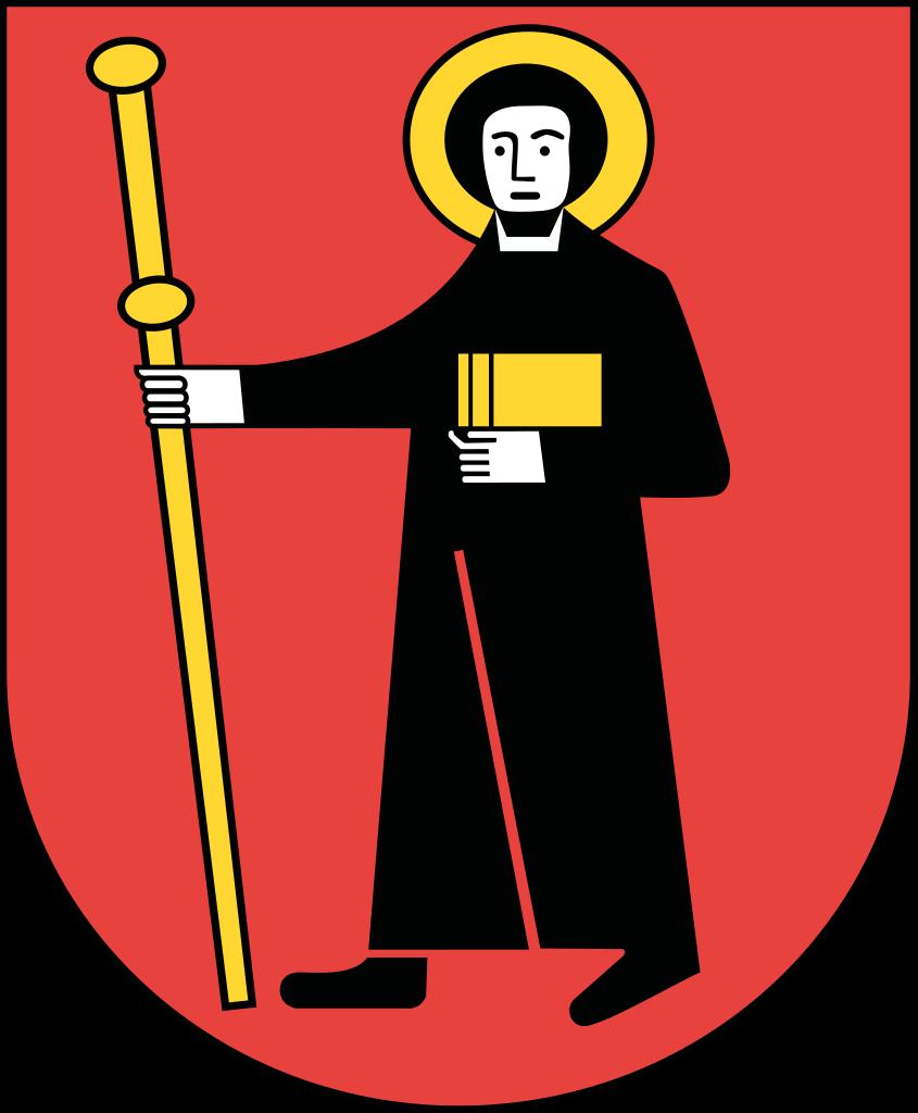 Coat of Arms of the Canton of Glarus, Switzerland