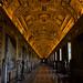 Saal in den Vatikanischen Museen