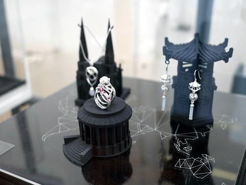 School of Jewellery - Graduate Show 2018 - 38 - Hon Chun