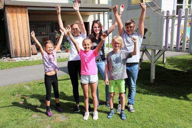 Weiler Musikschüler entdecken ihr Dorf