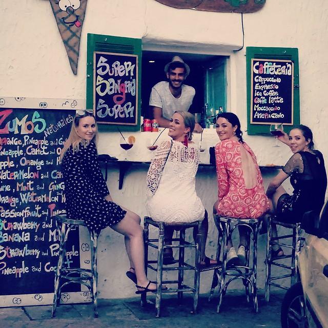Sangria Time en Dalt Vila Ibiza