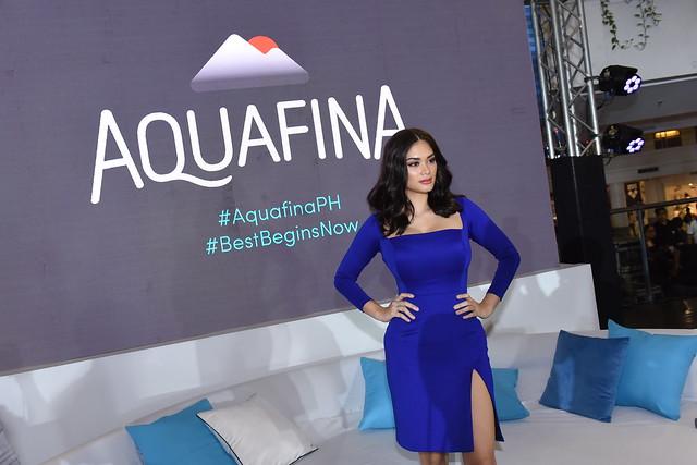 Pia Wurtzbach for Aquafina