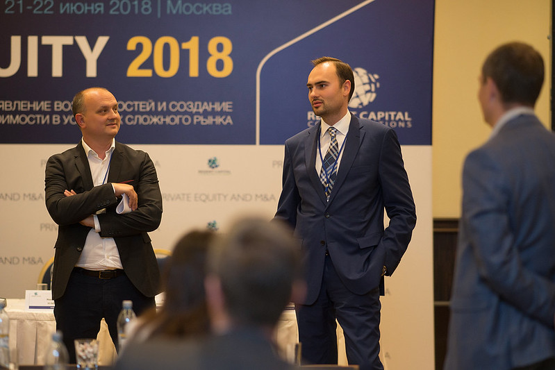 Андрей Шпак и Андрей Марченко, «PRIVATE EQUITY AND M&A II»