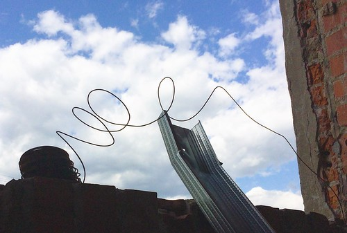 Construction Sculpture