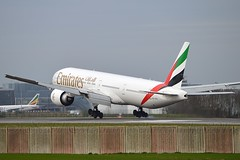 Emirates Airlines A6-EPO Boeing 777-31HER cn/42334-1415 @ EBBR / BRU 2