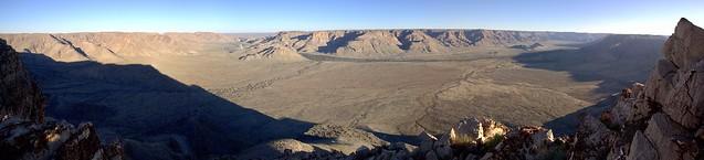 Blasskrans valley