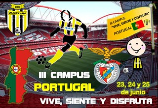 III Campus PORTUGAL 2018 - C.D. Algeteño