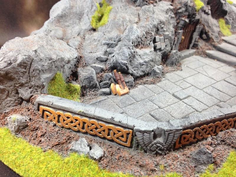[Nain] Le Dwarf Mountain Stronghold 42322374835_920e0f2d7c_c