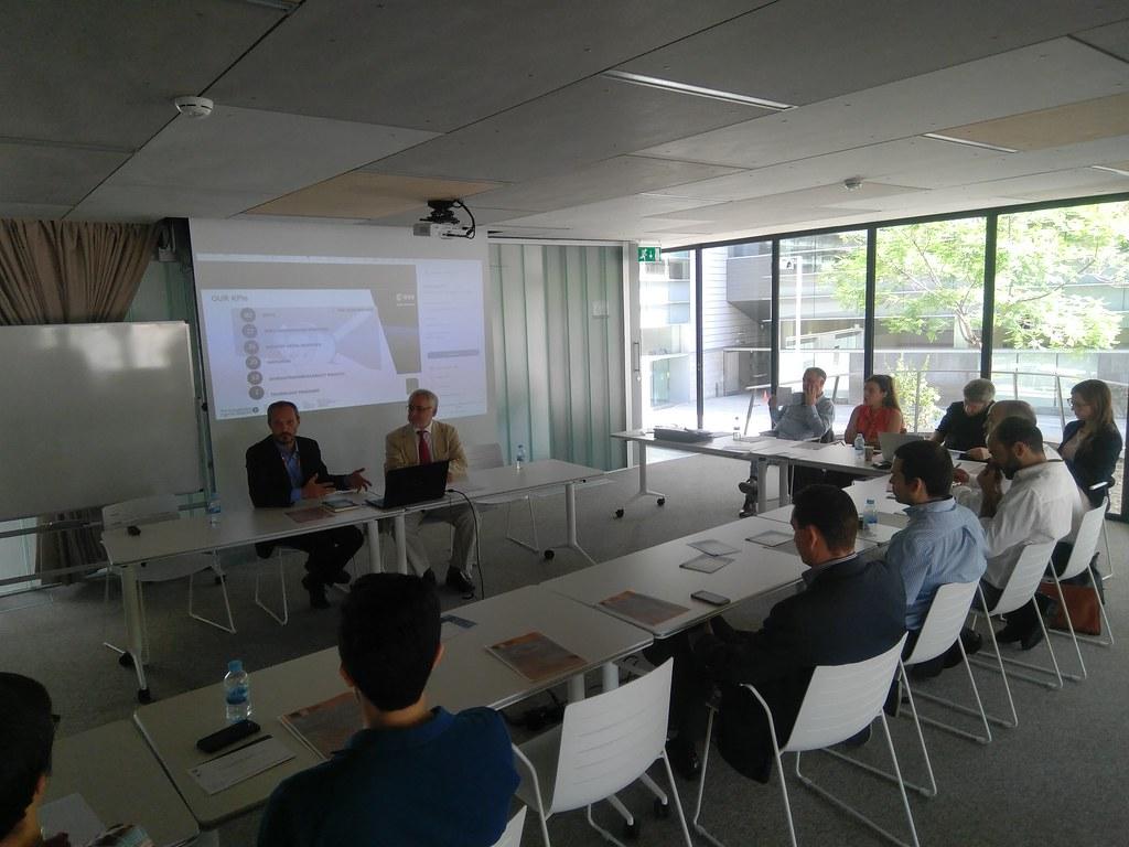 Presentació Barcelona ESNC 2018