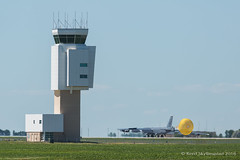 Minot Air Force Base Tower