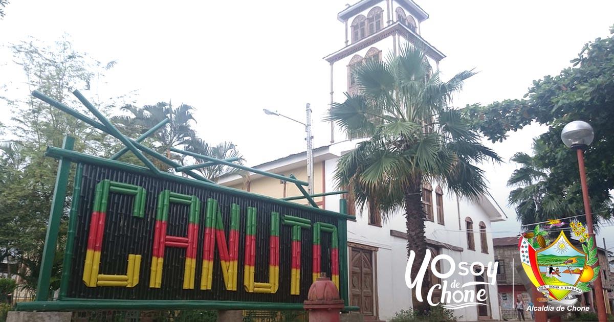 Alcaldía de Chone apoya campaña de desparasitación canina en Canuto