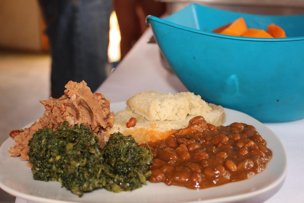 Homestay lunch