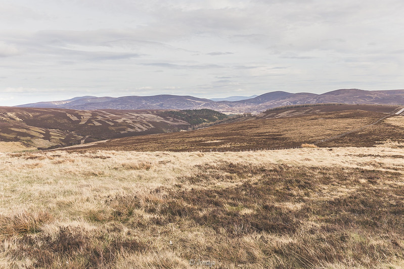 Old Military Road - Scotland 2017