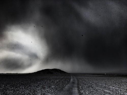 Stenness storm