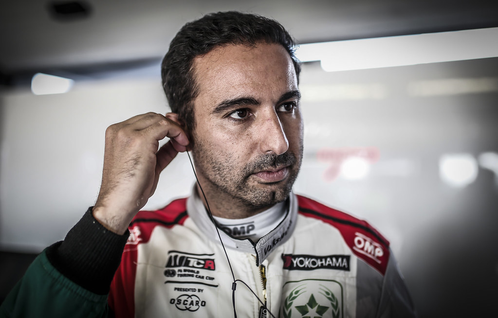 BENNANI Mehdi (mar), Volkswagen Golf GTI TCR team Sebastien Loeb Racing, portrait during the 2018 FIA WTCR World Touring Car cup race of Slovakia at Slovakia Ring, from july 13 to 15 - Photo Jean Michel Le Meur / DPPI
