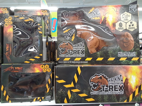 Dinosaurs at Five Below