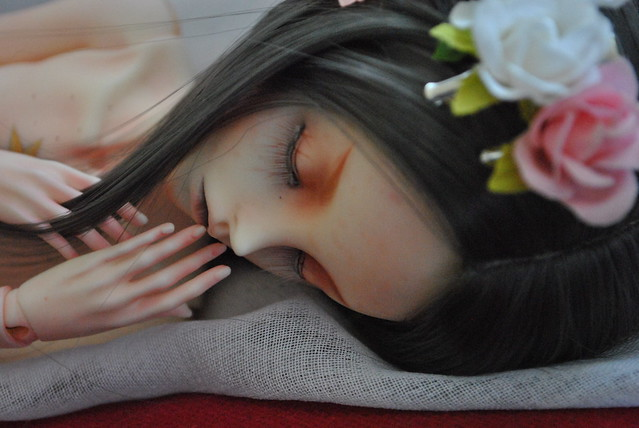 *Dollzone Tarot Star* la dormeuse  42713936844_ce2d84bef2_z