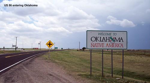 Texas County OK